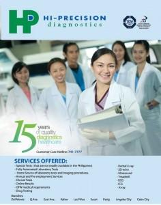 high precision diagnostic cebphilippines